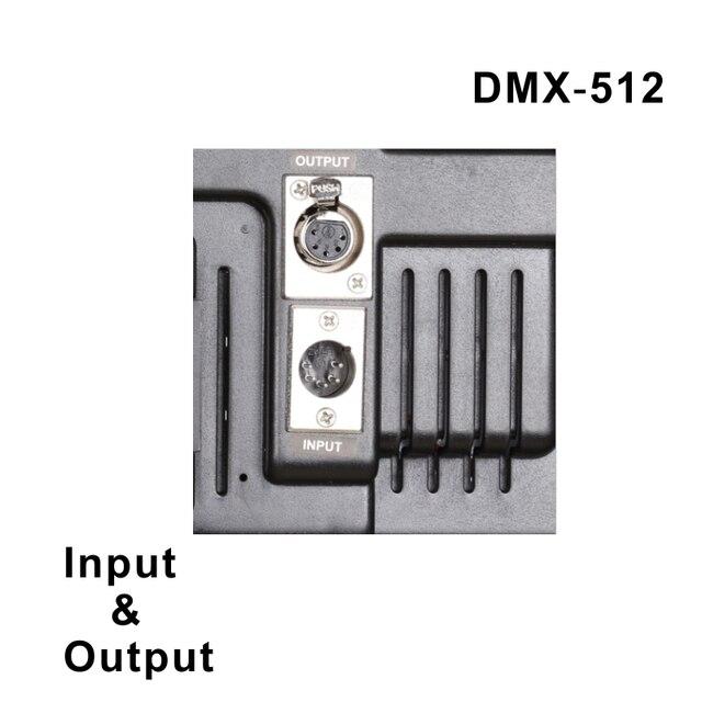 Falconeyes 140W professionnel LED panneau lampe caméra lumière bi-couleur pas cher vidéo dc Fotografia éclairage avec DMX-512 LP-2805TDX
