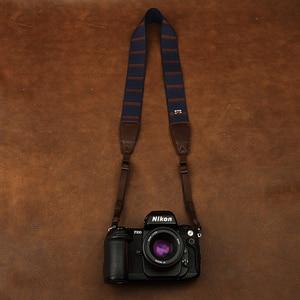 Image 5 - Cam In 8196 Digitale Slr Camera Riem Comfortabele Katoenen Camera Lanyard Voor Nikon Sony Canon En Andere Camera S