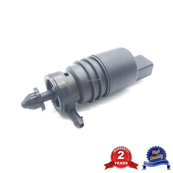 Windshield Washer Motor Pump for BMW E36 E46 Series 323is 330i 328i 328is 1997-2007 67128362154 1J5955651 image