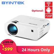 99$ Clearance Sale BYINTEK SKY K2 update 1280x720 150inch LE