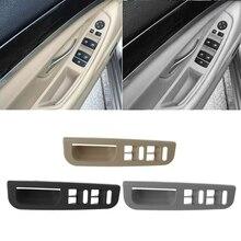 Car Door Window Switch Control Panel Bezel For VW Passat B5 Jetta Bora Golf MK4 Auto Interior Professional Parts Switches auto car fuel filler tank cover cap for vw bora golf 4 mk4 passat b5 auto replacement parts black