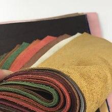 5 шт., мягкая воловья кожа, предметы из натуральной кожи для мебели, аксессуары для рукоделия, шитья из натуральной кожи