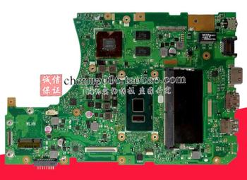 X556UJ X556UV motherboard for ASUS X556U X556UJ X556UV X556UF X556UR laptop motherboard I7-6500U GT920M/GT930M/GT940M Test