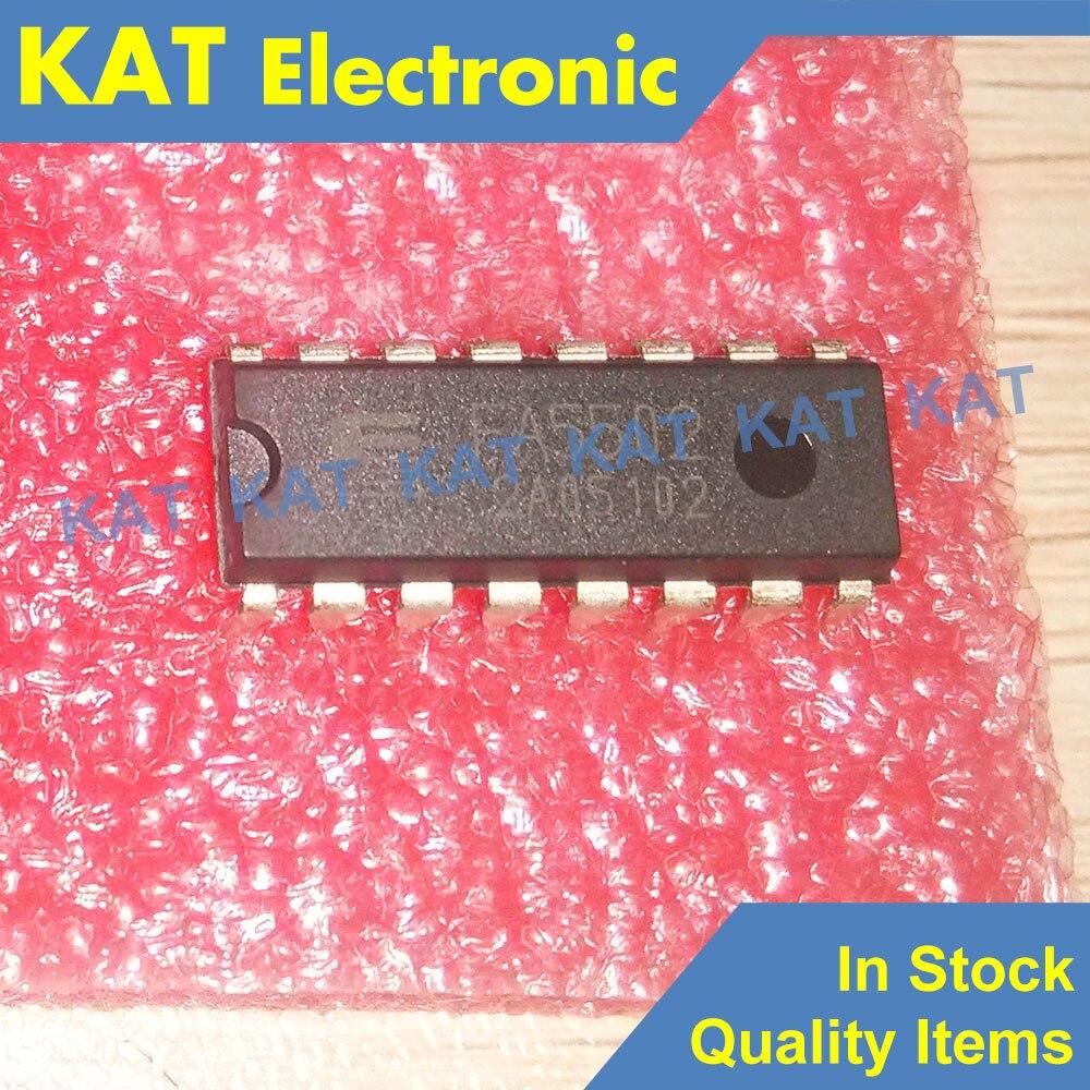 5PCS/Lot FA5502 FA5502P DIP-16 Power Supply Control IC Power Factor Correction