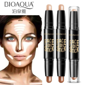 Bioaqua Pro Concealer Pen Face Make Up Liquid Waterproof Contouring Foundation Contour Makeup Concealer Stick Pencil Cosmetics