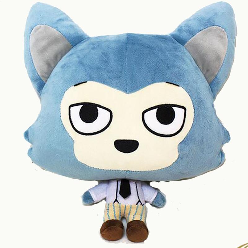 Anime BEASTARS Legosi Haru Cosplay Doll Plush Cute Wolf Rabbit Deer Animal Cotton 30cm Doll Toys Decoration