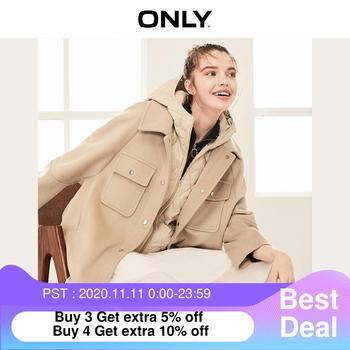Только осенне-зимнее женское Шерстяное Пальто из двух предметов, алиэкспресс официальный сайт