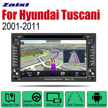 ZaiXi Auto DVD Player GPS Navigation For Hyundai Tuscani 2001~2011 Car Android Multimedia System Screen Radio Stereo