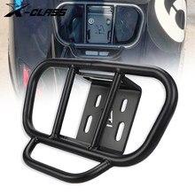 Estante para equipaje trasero de motocicleta, accesorios de soporte para paquetes de viaje para Vespa, Sprint, Primavera, 150, S150, LX150, GTS, 150, 250, 300