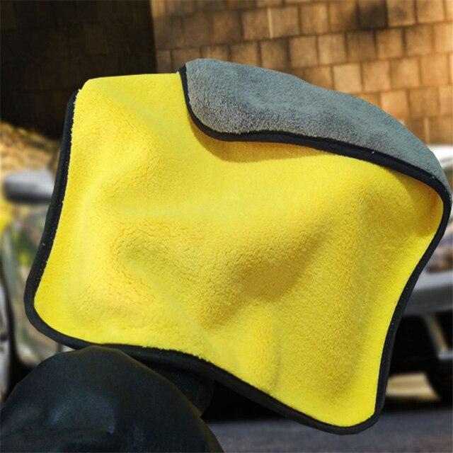 Serviette de lavage de voiture pour Hyundai ix35 iX45 iX25 i20 i30 Sonata,Verna,Solaris,Elantra,Accent,Veracruz,Mistra | Nouvelle collection 2020