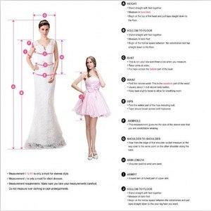 Image 5 - יוקרה Rhinestones לבן בת ים אפריקאי שמלות נשף עבור שחור בנות קריסטל בתוספת גודל שמלות סיום חצי פורמליות גאלה שמלה