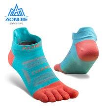 Aonijie/3 пары e4801 e4802 ультранизкие спортивные носки с пятью