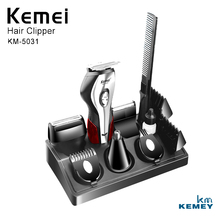 Kemei 11 In 1 Professional Electric Hair Clipper for Mens Beard Razor Removal Styling Tool KM-5031