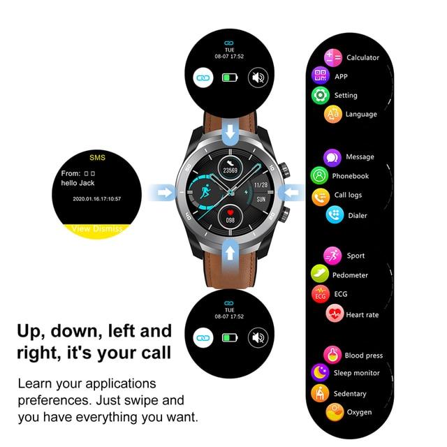 KEA Bluetooth Call ECG Smart Watch DT79