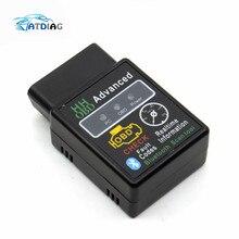 Car-Code-Scanner-Tool Elm 327 Bluetooth OBD2 Suppot Protocols V2.1 Newest Super