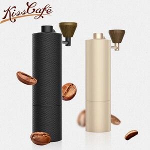 Image 2 - Timemore di Castagno SOTTILE di Alta qualità Manuale macinino Da Caffè 45 MILLIMETRI di Alluminio Caffè miller 20g Mini Macchine Da Caffè di fresatura macchina