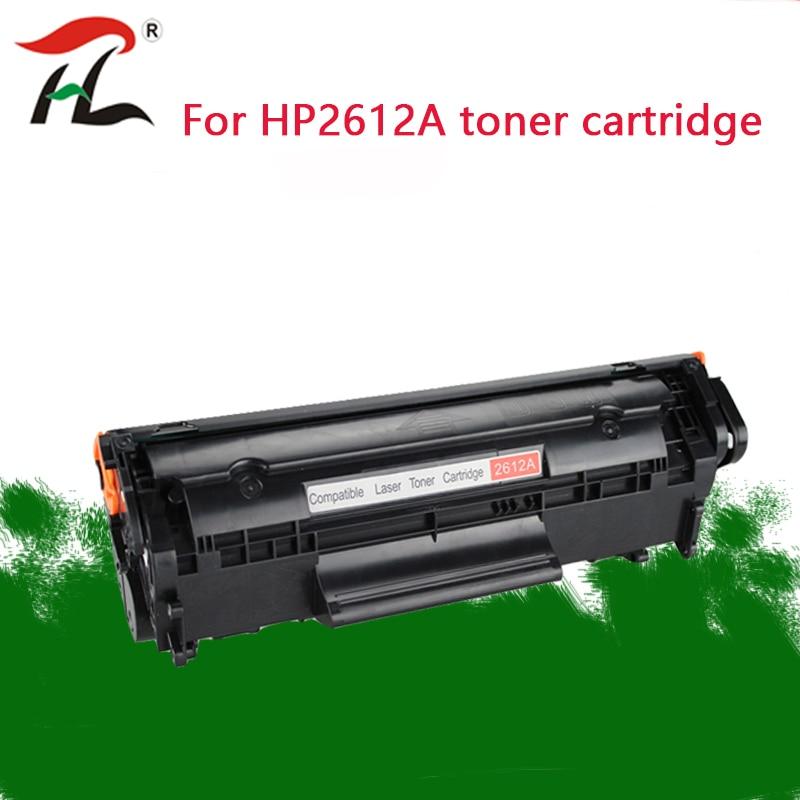 Q2612A Q2612 12a 2612 Toner Cartridge 2612a For HP LaserJet 1010 1012 1015 1020 3015 3020 3030 3050 1018 1022 1022N Printer