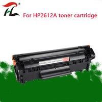 Q2612A q2612 2612a 12a 2612 cartucho de toner para HP LaserJet 1010 1012 1015 1020 3015 3020 3030 3050 1018 1022 impressora de 1022N