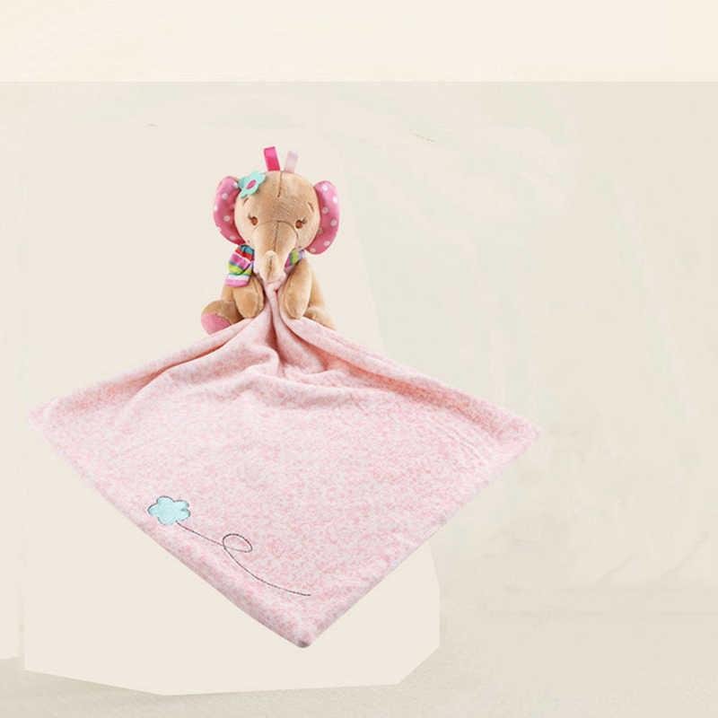 2020 Brand New niemowlę dziecko przedszkole maluch bezpieczeństwo Cartoon miękka gładka kąpiel zabawka w kształcie zwierzątka koc kreskówka śliniaki niemowlę ręcznik