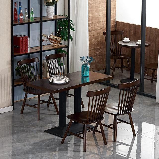 Windsor Cafe Dining Chair 4