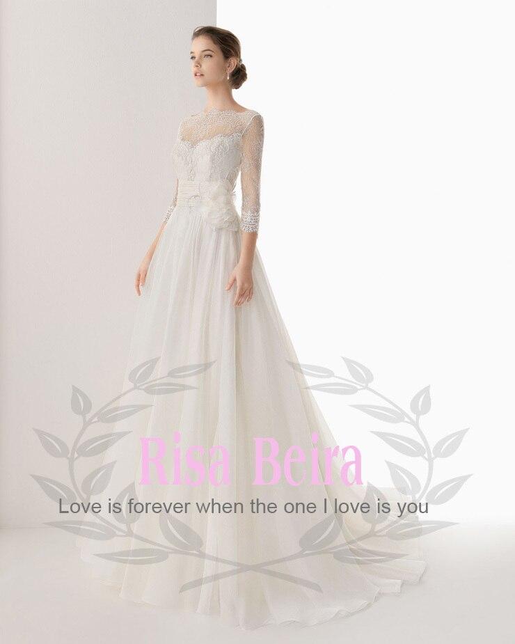 Free Shipping Vestido De Noiva 2018 New Hot White Romantic Casamento Long Organza Bridal Ball Gown Mother Of The Bride Dresses