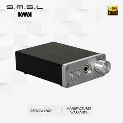 SMSL SD-793 II Audio Optical Coaxial DAC PCM1793 DIR9001 DAC Digital Audio Decoder 24BIT 96KHZ Built-in Headphone Amplifier