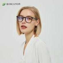 Boncamor компьютерные очки для чтения синий светильник фильтром