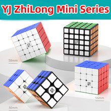[Picube]2020 New Yongjun Zhilong 3x3 4x4 5x5 Mini Magnetic Magic Cube Yj Magnets puzzle competition special professional