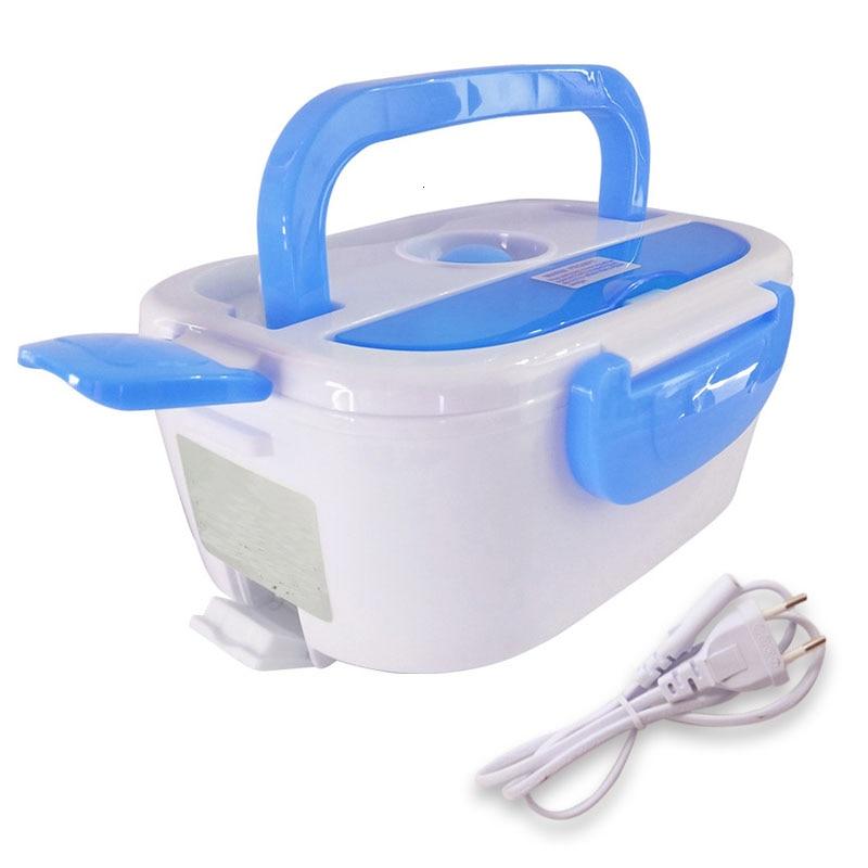 Aquecedor elétrico portátil para alimentos, recipiente de aquecimento para alimentos portátil, recipiente de arroz, louça de jantar para casa, 220v