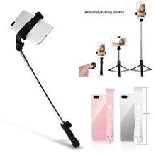 Yuanlin XT10 2 in 1 Telescopic Wireless Bluetooth Remote Control Phone Selfie Stick Tripod