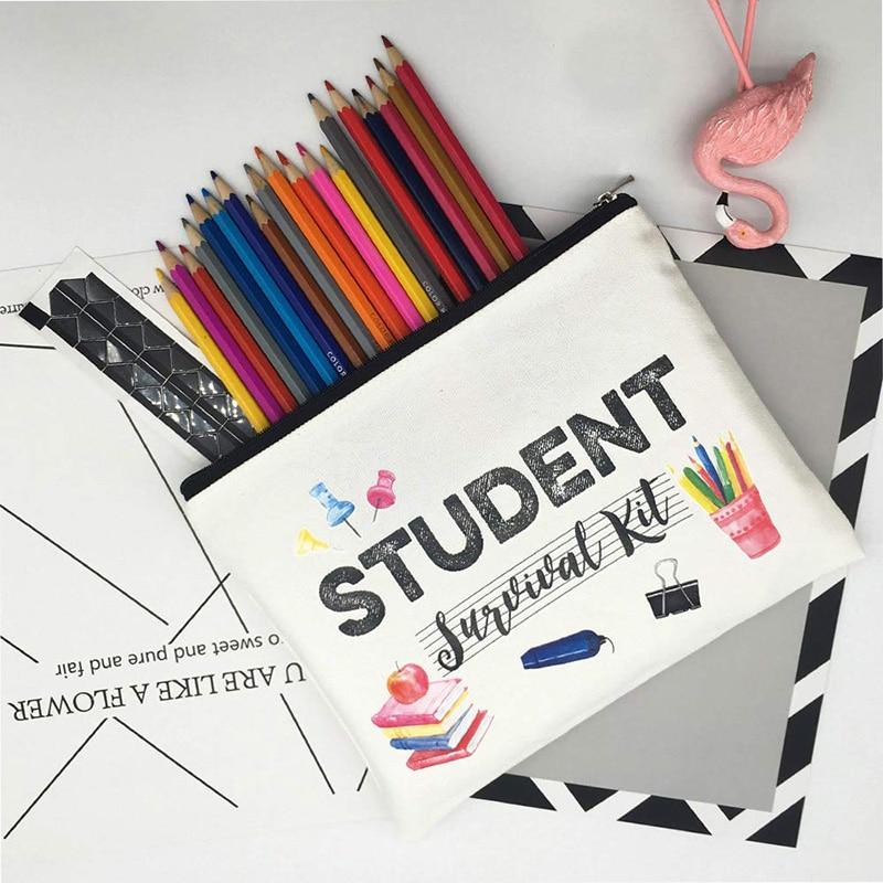 Music Classroom Teacher Student travel Makeup Bag Pencil Pouch Graduation back to school Teachers Day new