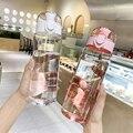 Спортивная бутылка для воды, 780 мл, пластиковая портативная бутылка для питья, кружка для чая, товары для спорта на открытом воздухе, кемпинг...