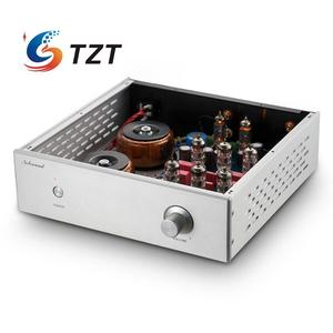 Image 3 - TZT F200 Vacuum Tube Preamplifier Stereo HiFi Audio Tube Preamplifier Preamp Replacement For JP200