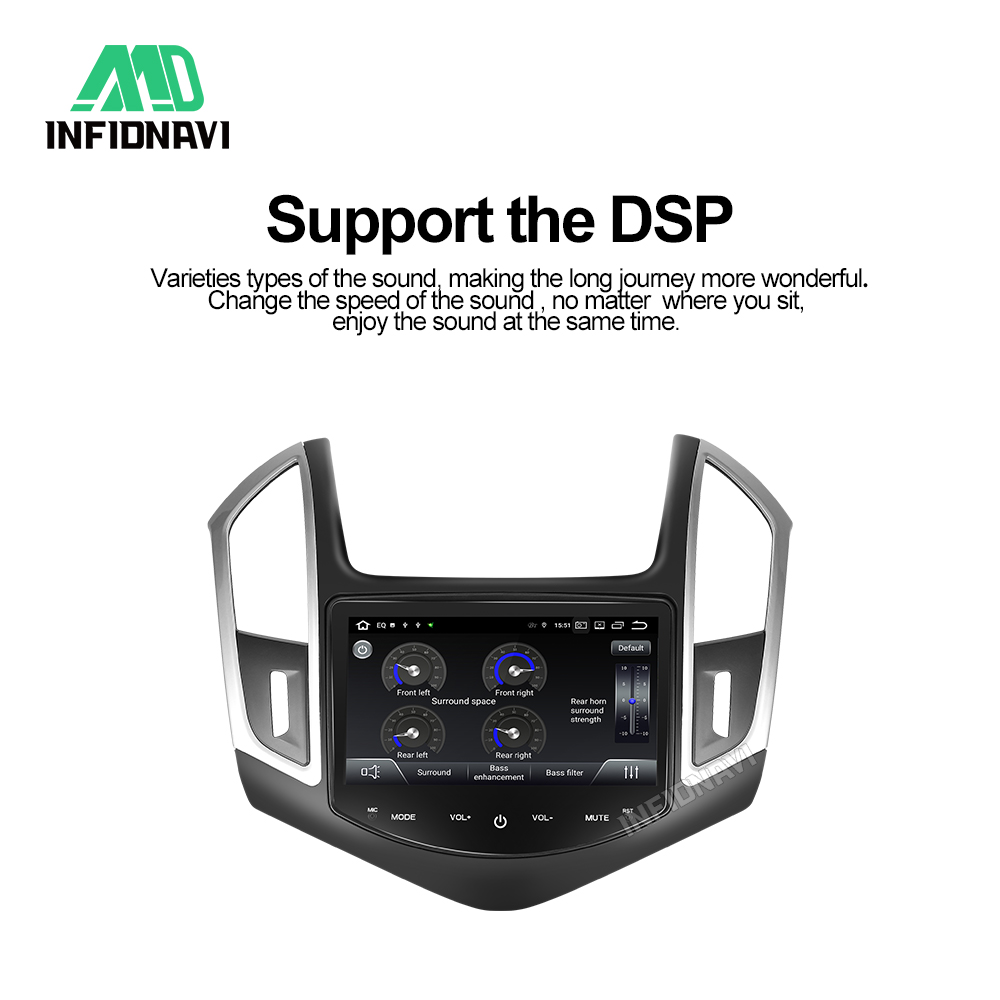 LED Car Rear View Camera Reverse Backup CCD for Chevrolet Cruze Hatchback 12-14