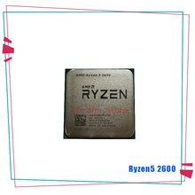 AMD Ryzen 5 R5 2600 3.4 GHz CPU Processor