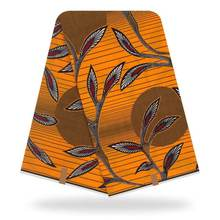 Нигерийская восковая ткань высокого качества мягкая дышащая
