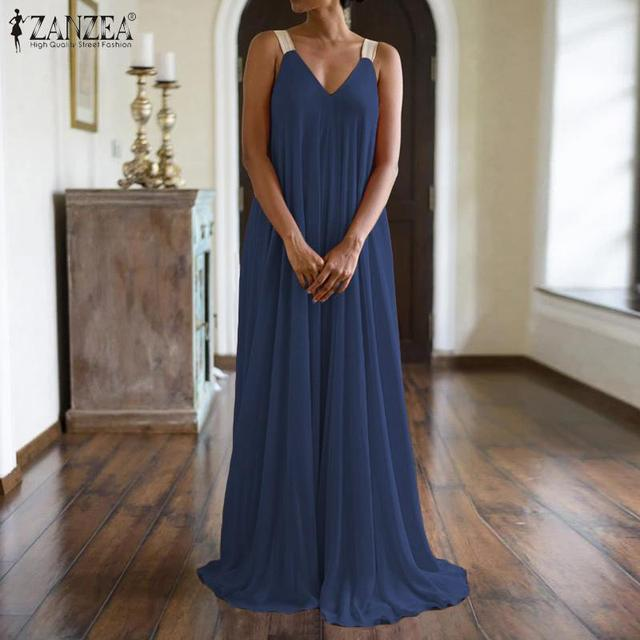 draping shoulder strap dress, flows beautifully, maxi dress 2