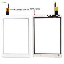 9.7 インチのタッチスクリーンOLM 097D0761 FPC Ver.2 teclast X98エアiii 3スクリーンガラスパネルデジタイザ交換097137 01A V1