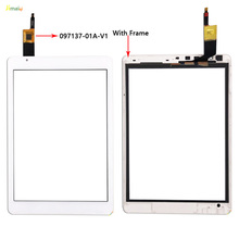 9.7 ververPolegada tela de toque OLM 097D0761 FPC ver.2 para teclast x98 ar iii 3 painel vidro digitador sensor substituição 097137 01a v1