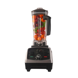 BPA free 1650W Heavy Duty Commercial Blender Professional Blender Mixer Food Processor Juicer Ice Smoothie Machine