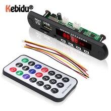 MP3 WMA WAV Decoder Board Ohne Bluetooth MP3 Player Auto Audio USB TF FM Radio Modul 5V 12V mit Fernbedienung Für Auto