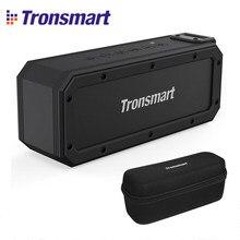 Tronsmart Element Force + Force Plus głośnik Bluetooth 40W głęboki bas IPX7 wodoodporny przenośny asystent głosowy kolumny NFC Connect