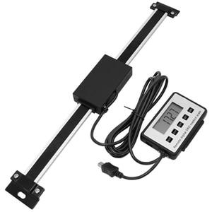 TOP!-500 мм цифровая индикация линейных шкал для фрезерного станка, измерительный инструмент уровня