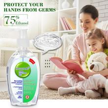 200 ml Hand Sanitizer Antibacterial Moisturizing Disposable No Clean Hand Sanitizer Gel Alcohol Hand Wash Gel Antiseptic Handgel
