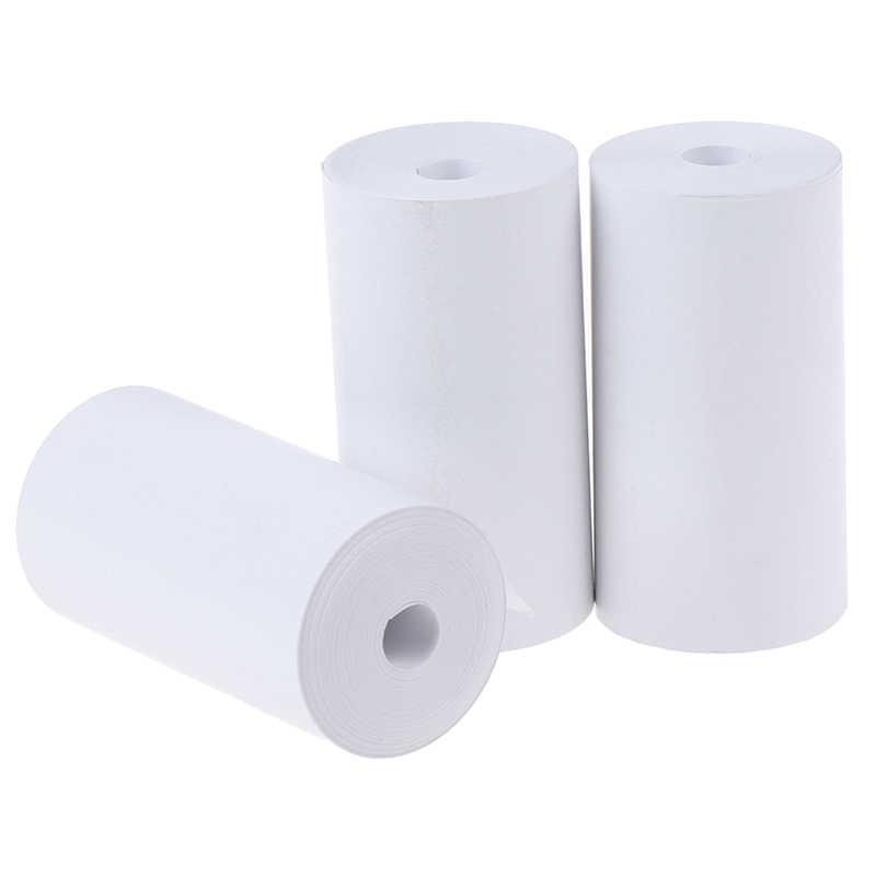57x30mm 1 rollo de papel de impresión térmica ideal para máquinas POS de impresora fotográfica
