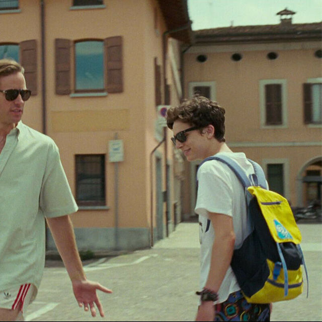 Details about  /Call Me By Your Name Timothée Chalamet Backpack CMBYN Bag Unisex Rucksack