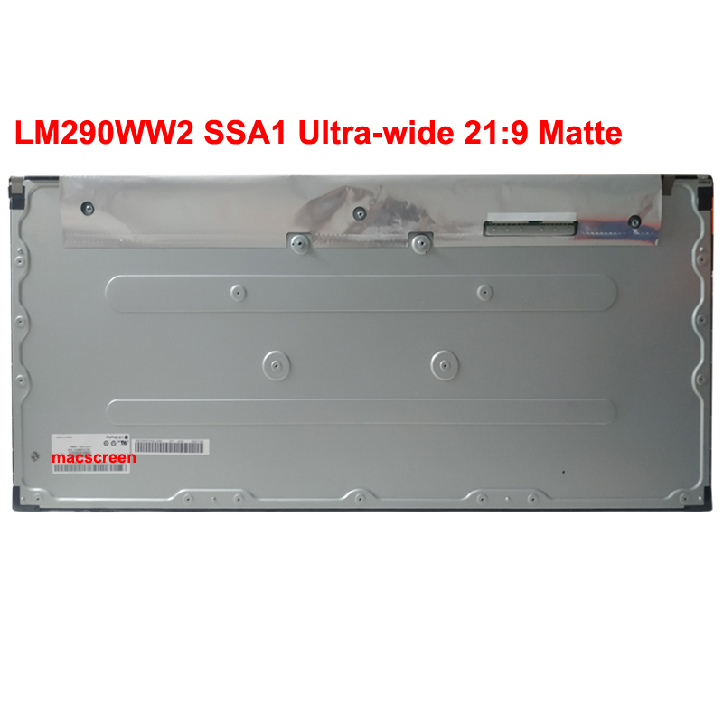 Original LCD Screen LM290WW2 SS A1 SSA1 LM290WW2(SS)(A1)  For LG 29UM58 Ultra Wide 21:9 219 Matte Replacement For Lg Display