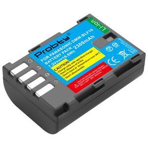 Image 4 - 2300 MAh DMW BLF19 DMW BLF19 BLF19E DMW BLF19e DMW BLF19PP Pin + Đèn Led 2 Cổng USB Sạc Cho Máy Ảnh Panasonic Lumix GH3 GH4 GH5 g9