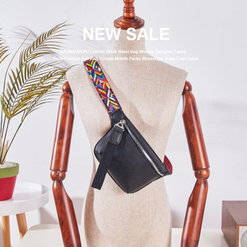 2020 New Waist Bag Luxury Designer Chest Bag Leather Women Fanny Packs Fashion Belt Bag Crossbody For Women Purse Girls Shoulder