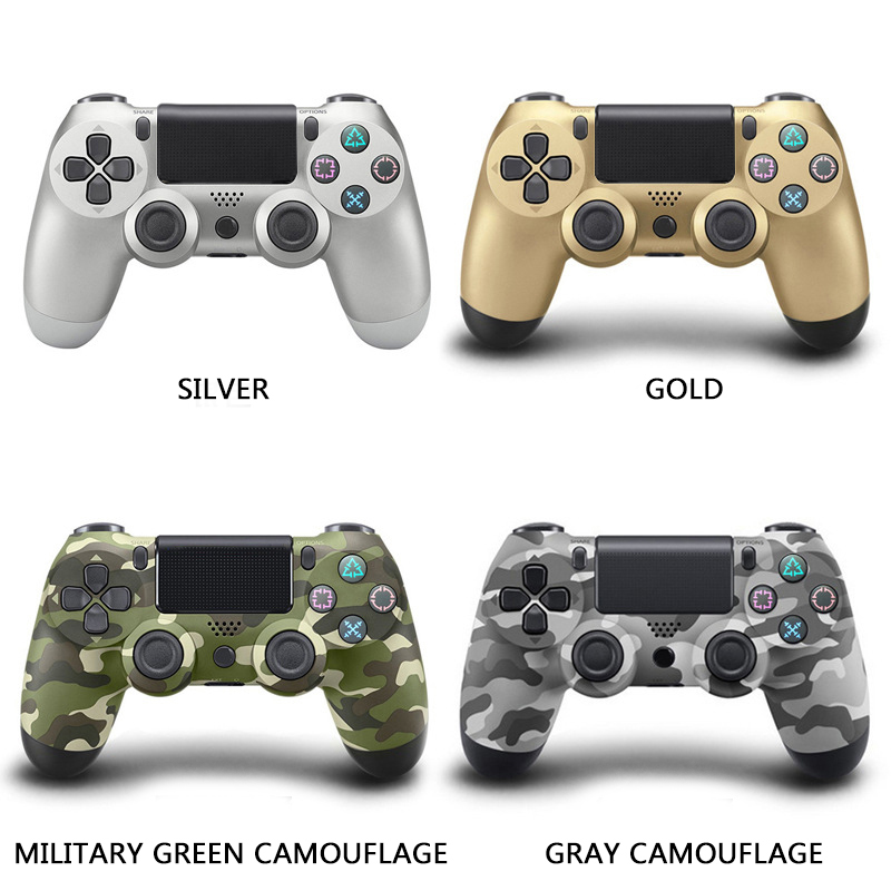 13 Colors Bluetooth Controller For SONY PS4 Gamepad For Play Station 4 Joystick Wireless Console For PS3 For Dualshock Controle|Gamepads|   - title=